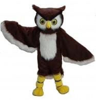 Harmony Mascot Owl