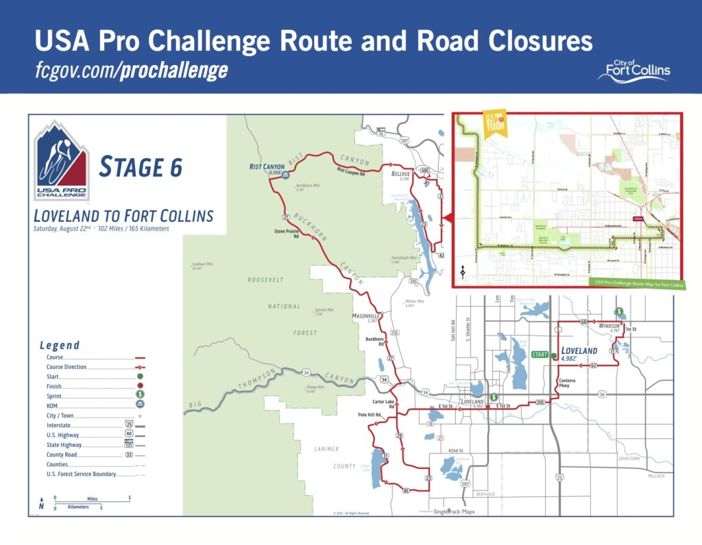 usa pro challenge map stage 6