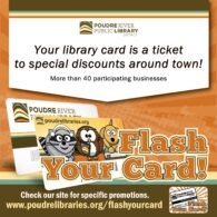 Flash Your Card program