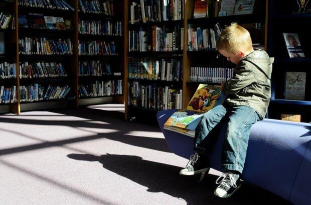 Kids Reading!